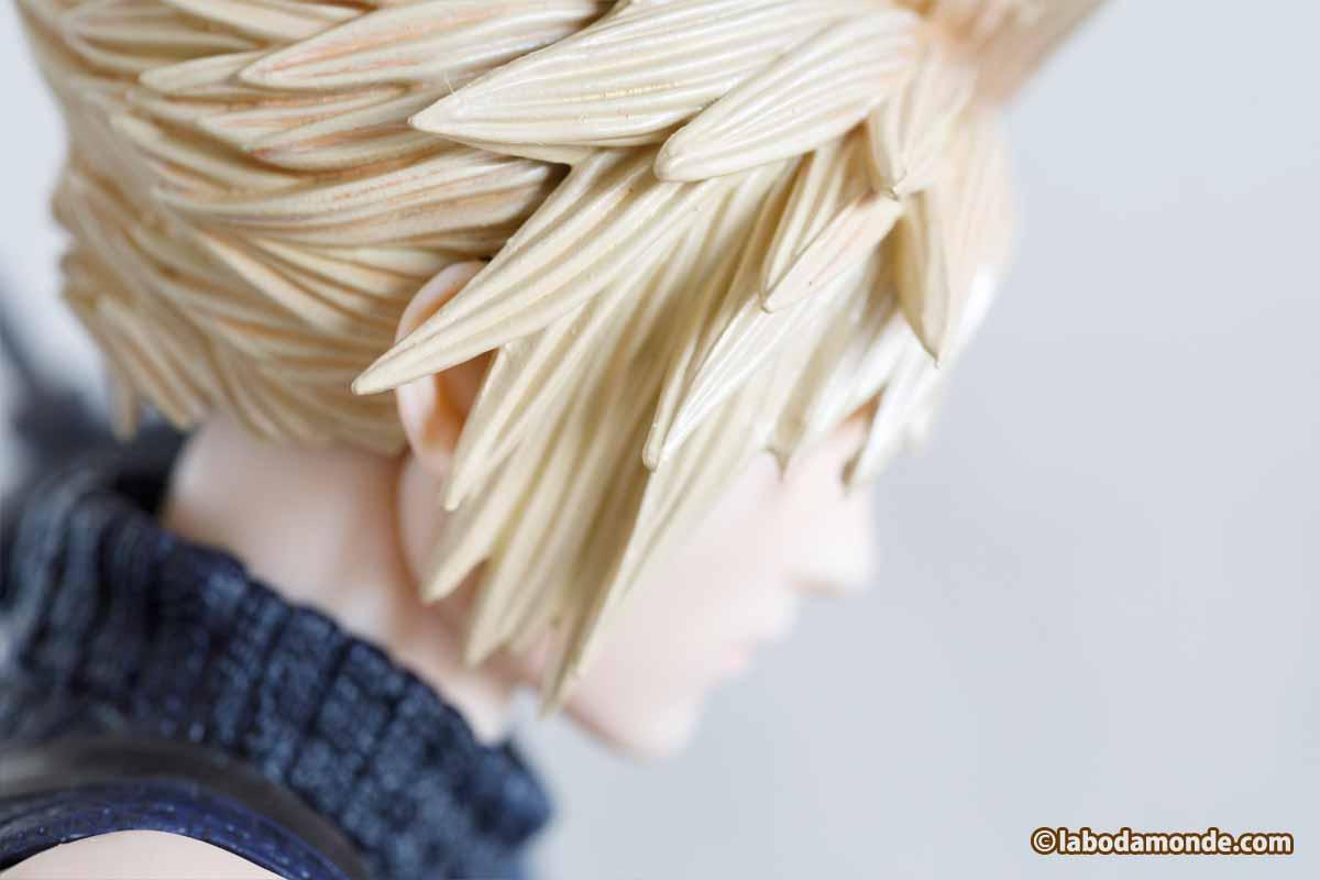 髪の毛(サイド)